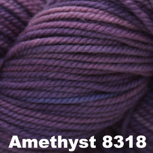 Kollage Happiness Worsted Yarn Amethyst 8318 - 15