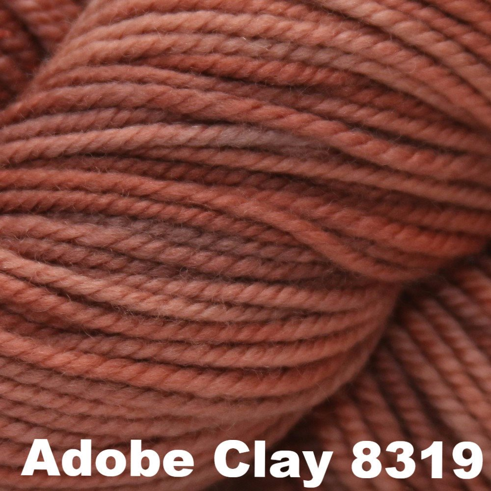 Kollage Happiness Worsted Yarn Adobe Clay 8319 - 17