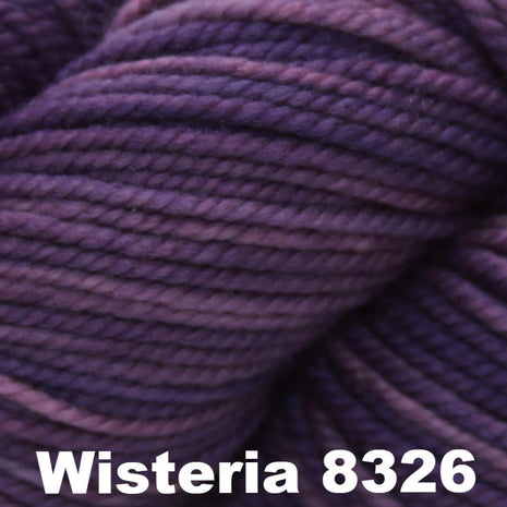 Kollage Happiness Worsted Yarn Wisteria 8326 - 10