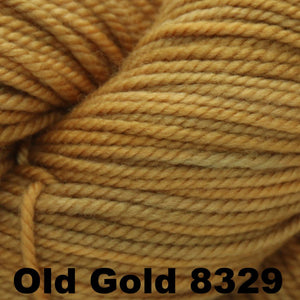 Kollage Happiness Worsted Yarn Old Gold 8329 - 4