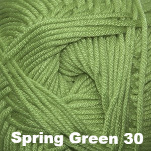 Paradise Fibers Yarn Cascade Sateen Worsted Yarn Spring Green 30 - 11