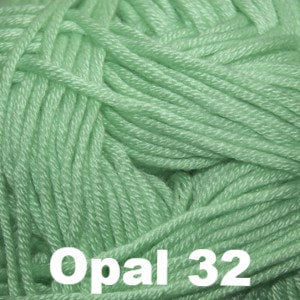 Paradise Fibers Yarn Cascade Sateen Worsted Yarn Opal 32 - 15