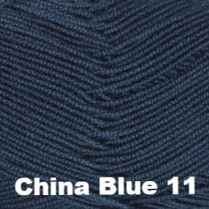 Cascade Elysian Yarn China Blue 11 - 14