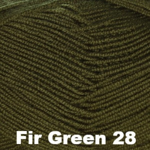 Cascade Elysian Yarn Fir Green 28 - 4