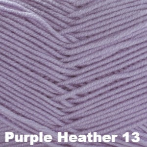 Cascade Elysian Yarn Purple Heather 13 - 8