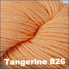 Cascade 220 Superwash Aran Yarn Tangerine 826 - 27