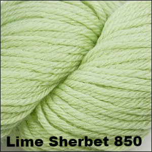 Cascade 220 Superwash Aran Yarn Lime Sherbet 850 - 21