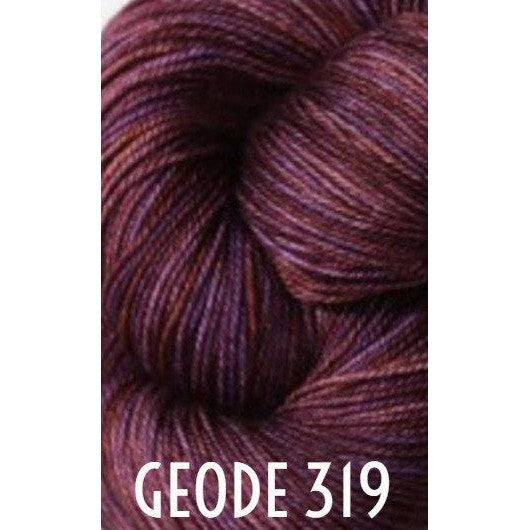 Paradise Fibers Yarn MadelineTosh Twist Light Yarn Geode 319 - 29