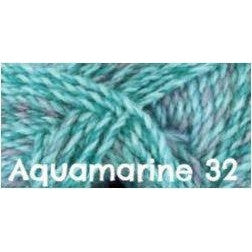 James C. Brett Marble Chunky Yarn-Yarn-Aquamarine 32-