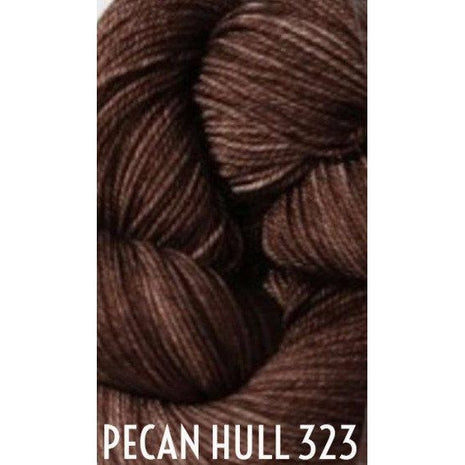 Paradise Fibers Yarn MadelineTosh Twist Light Yarn Pecan Hull 323 - 31