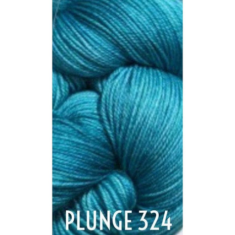 Paradise Fibers Yarn MadelineTosh Twist Light Yarn Plunge 324 - 32