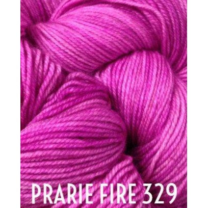 Paradise Fibers Yarn MadelineTosh Twist Light Yarn Prairie Fire 329 - 35