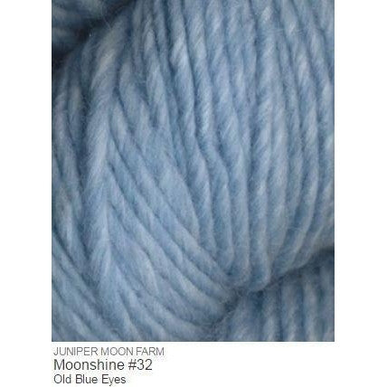 Juniper Moon Farm- Moonshine Yarn Old Blue Eyes #32 - 33