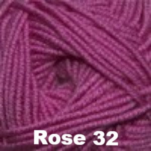 Cascade Elysian Yarn Rose 32 - 3