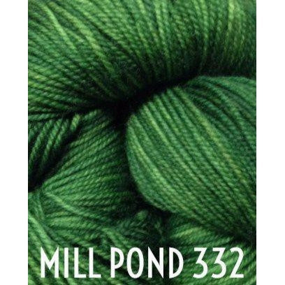Paradise Fibers Yarn MadelineTosh Twist Light Yarn Mill Pond 332 - 38