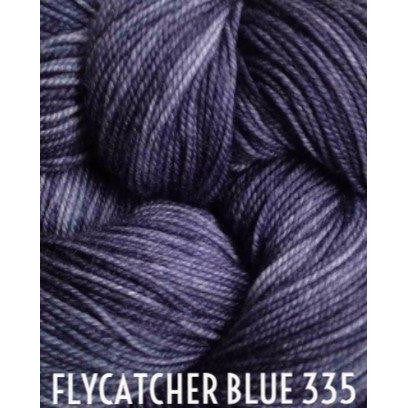Paradise Fibers Yarn MadelineTosh Twist Light Yarn Flycatcher Blue 335 - 41