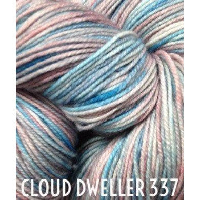 Paradise Fibers Yarn MadelineTosh Twist Light Yarn Cloud Dweller 337 - 43