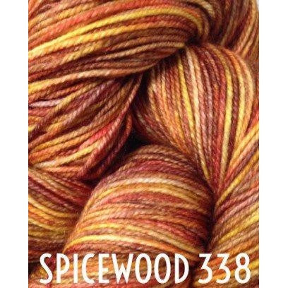 Paradise Fibers Yarn MadelineTosh Twist Light Yarn Spicewood 338 - 44