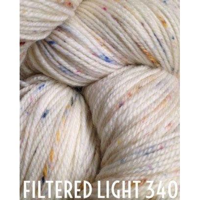 Paradise Fibers Yarn MadelineTosh Twist Light Yarn Filtered Light 340 - 46