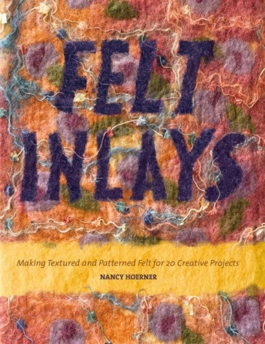 Felt Inlays by Nancy Hoerner