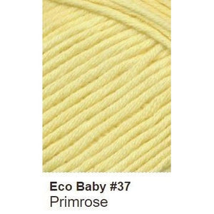 Debbie Bliss Eco Baby Yarn - Solids Primrose 37 - 10