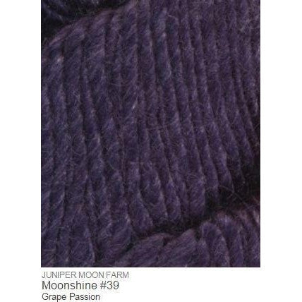 Juniper Moon Farm- Moonshine Yarn Grape Passion #39 - 40