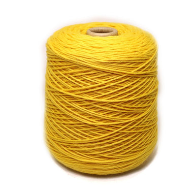 Jagger Spun Super Lamb 4/8 Worsted Weight Cone - Marigold-Yarn-Jagger Yarns-Paradise Fibers