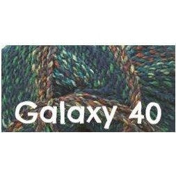 James C. Brett Marble Chunky Yarn Galaxy 40 - 25
