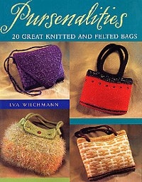 Pursenalities 20 great knitted and felted bags- by Eva Wiechmann