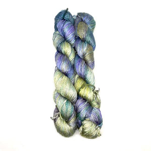 Reyna Shawl Kit Featuring Malabrigo Mora Yarn-Kits-Indiecita-