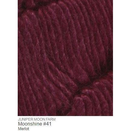 Juniper Moon Farm- Moonshine Yarn Merlot #41 - 42