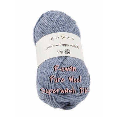 Paradise Fibers Yarn Rowan Pure Wool Superwash DK  - 1