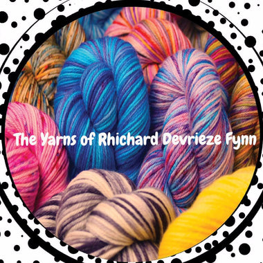 Paradise Fibers Yarn The Yarns of Rhichard Devrieze Fynn  - 36