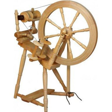 Kromski Prelude Spinning Wheel Clear - 1