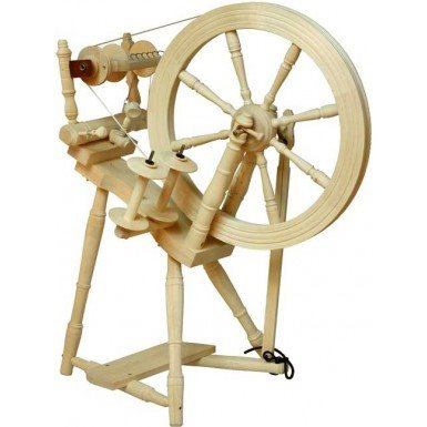 Kromski Prelude Spinning Wheel Unfinished - 4