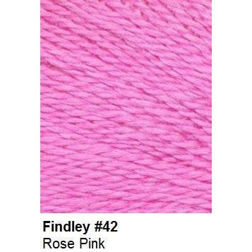 Juniper Moon Farm- Findley Yarn Rose Pink 42 (DISCONTINUED) - 41