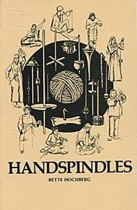 Paradise Fibers Book Bette Hochberg Books- All Titles Handspindles - 3