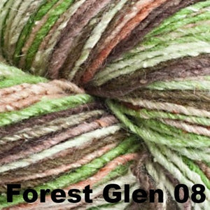 Cascade Casablanca Yarn-Yarn-Forest Glen 08-