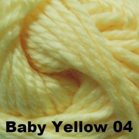 Paradise Fibers Clearance Cascade Pacific Chunky Yarn Baby Yellow 04 - 7