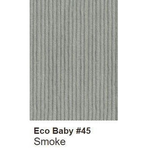 Debbie Bliss Eco Baby Yarn - Solids Smoke 45 - 13