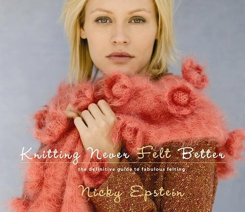 Knitting Never FELT Better Pattern Book