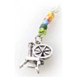 Charming Accents Bookmarks-Notions-Spinning Wheel-