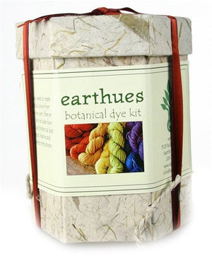 Earthues Botanical Natural Dye Starter Kit-Dyes-