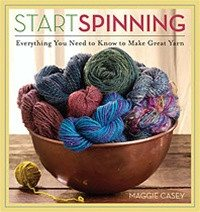 Start Spinning DVD with Maggie Casey-Publications-