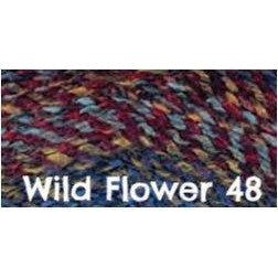 James C. Brett Marble Chunky Yarn Wild Flower 48 - 33