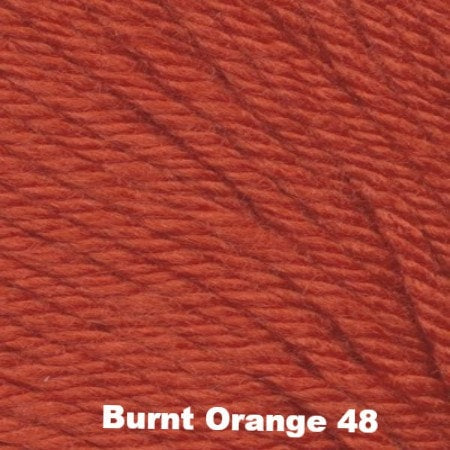 Debbie Bliss Cashmerino Aran Yarn Burnt Orange 48 - 13