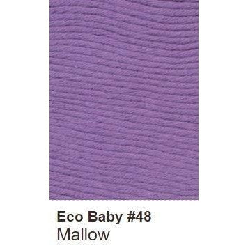 Debbie Bliss Eco Baby Yarn - Solids Mallow 48 - 16