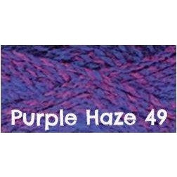 James C. Brett Marble Chunky Yarn Purple Haze 49 - 34