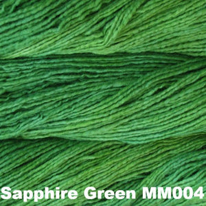 Malabrigo Worsted Yarn Semi-Solids-Yarn-Sapphire Green MM004-