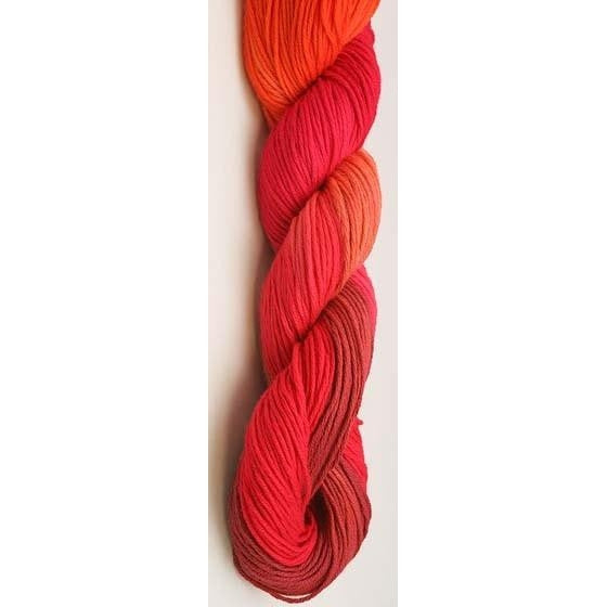 Trendsetter Yarns- Autumn Wind Print Yarn Lipstick Kiss 4 - 11